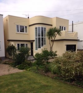 Facade Remodelling, Lee-on-the-Solent