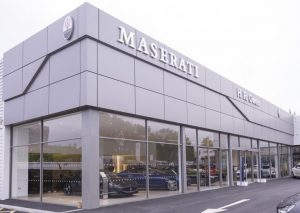 H.R. Owen Maserati, Manchester